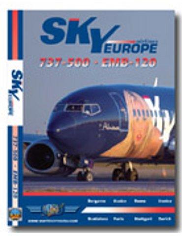 Sky Europe 737-500  EMB120