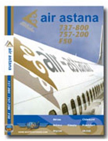 Air Astana 737-800