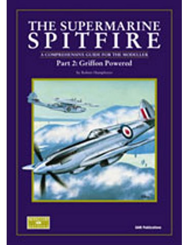 Modeller's Datafile - The Supermarine Spitfire Vol.2