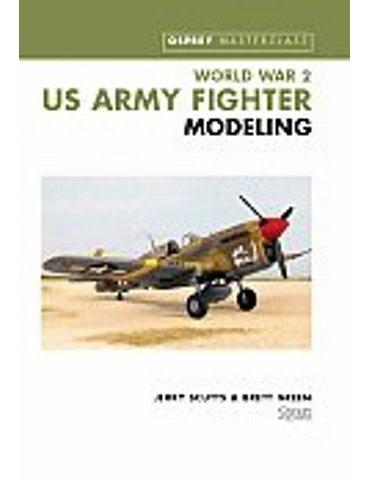 Osprey - World War 2 US Army Fighter Modeling