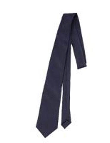 Cravatta Nera per Pilota