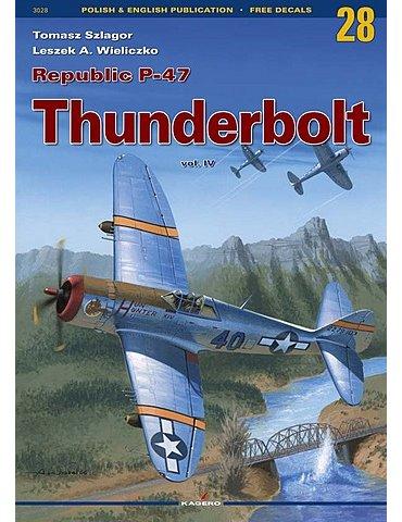 28 - Republic P-47 Thunderbolt IV