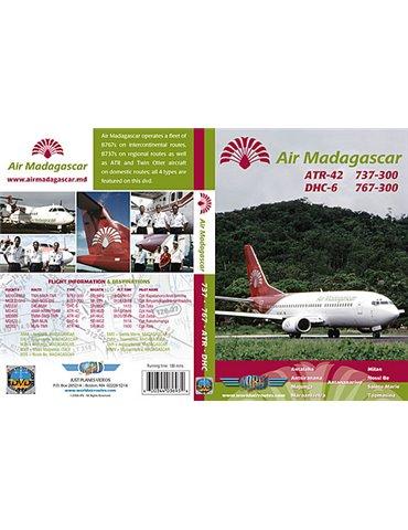 Air Madagascar ATR-42  737-300  DHC-6  767-300