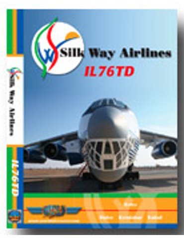 Silk Way Airlines - IL76TD