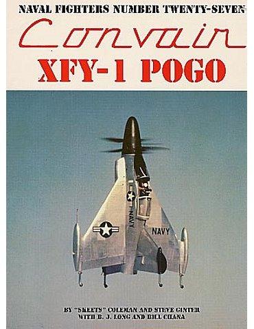 027 - Convair XFY-1 Pogo