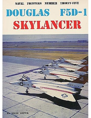 035 - Douglas F5D-1 Skylancer