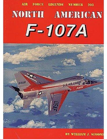 203 - North American F-107A
