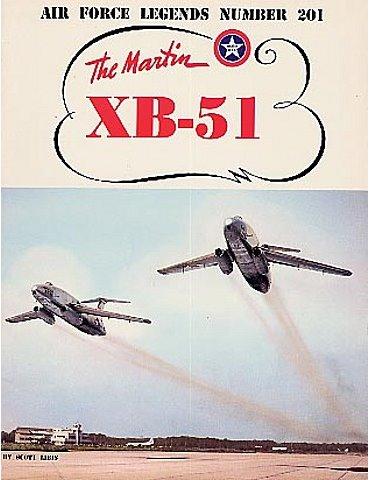201 - Martin XB-51