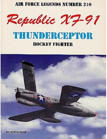 210 - Republic X7-91 Thunderceptor