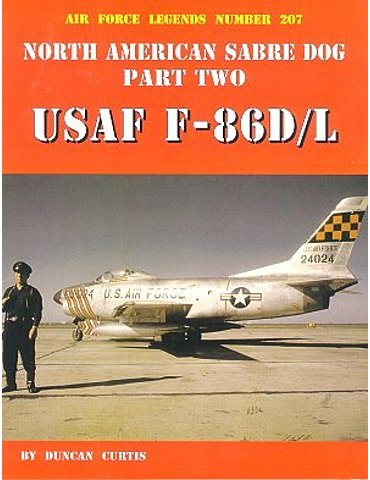 207 - North American F-86 D/L Vol. 02