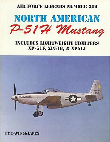 209 - North American P-51H MUSTANG