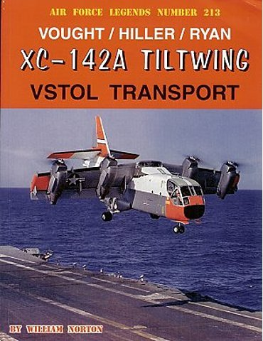213 - XC-142A TILTWING VSTOL TRANSPORT