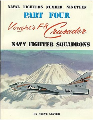 019 - VOUGHT F-8 CRUSADER PART IV