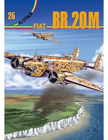 Ali D'Italia - Vol. 25 - Fiat BR 20 Parte 2