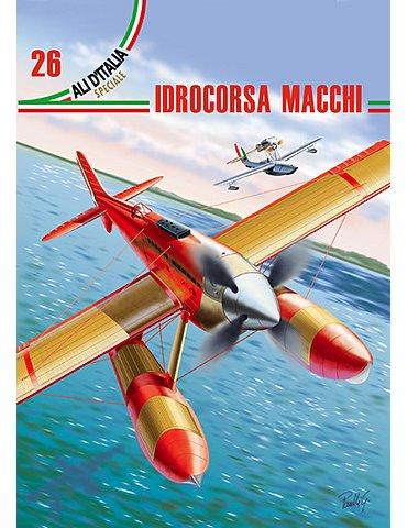Ali D'Italia - Vol. 26 - IDROCORSA MACCHI - Coppa Schneider