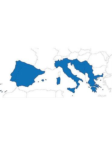 JeppView VFR Sud Europa
