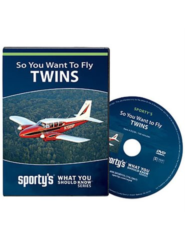 So You Want To Fly Twins (DVD)