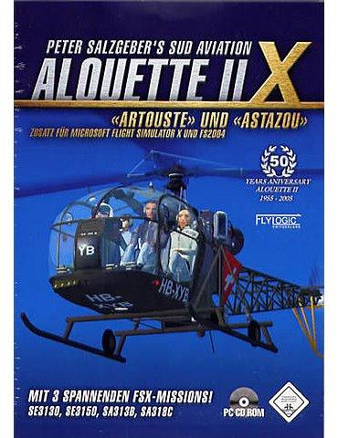 Alouette II X