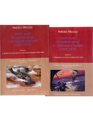 Scritti scelti sul potere aereo e l'aviazione d'assalto (2 volum