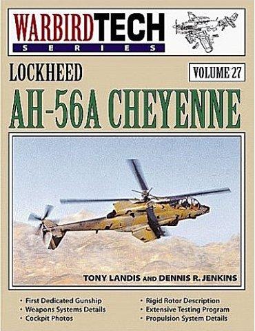 Vol. 27 - Lockheed AH-56A Cheyenne