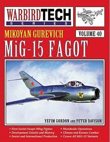 Vol. 40 - MiG-15 Fagot