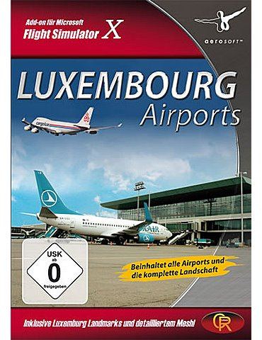 Luxembourg Airports