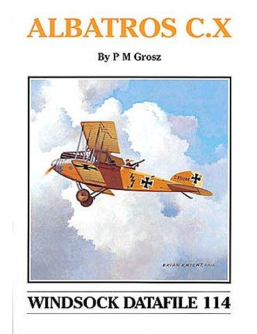 114. Albatros C.X