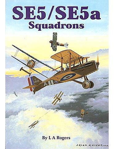 SE5/5a Squadrons