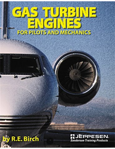 Gas Turbine Engines (Jeppesen)