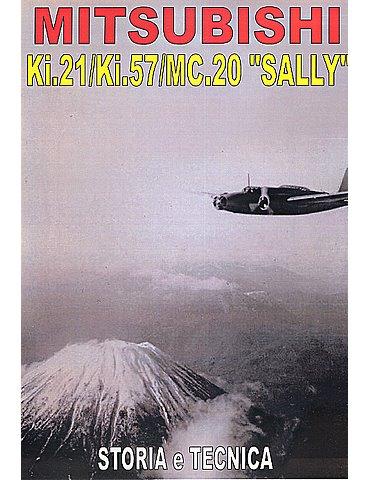 Mitsibishi Ki.21 Sally
