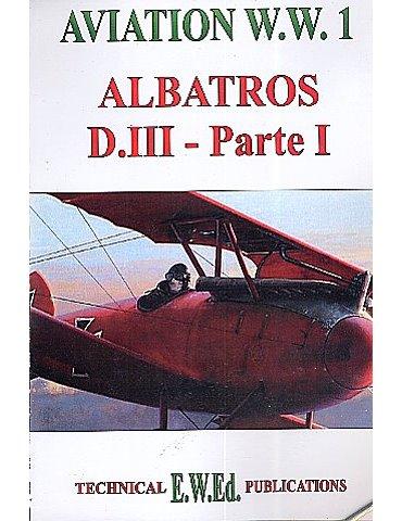WW1 ALBATROSS D.III Parte I
