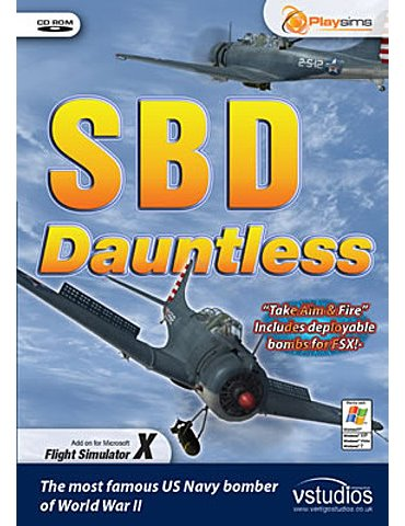 SBD Dauntless (FSX)