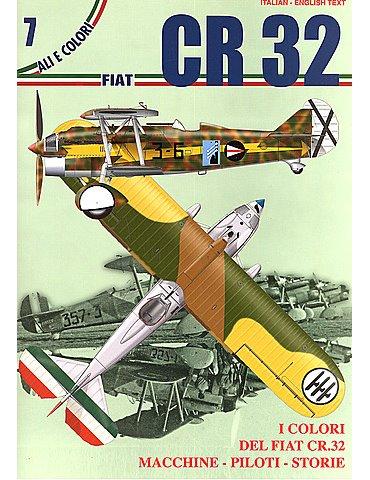 Ali e Colori - Vol. 07 - Fiat CR-32