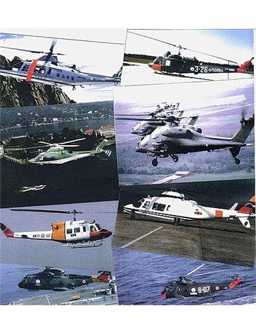 Cartoline da Collezione - Elicotteri