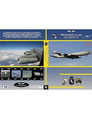 DVD - In rifornimento in volo con il B-707 TT