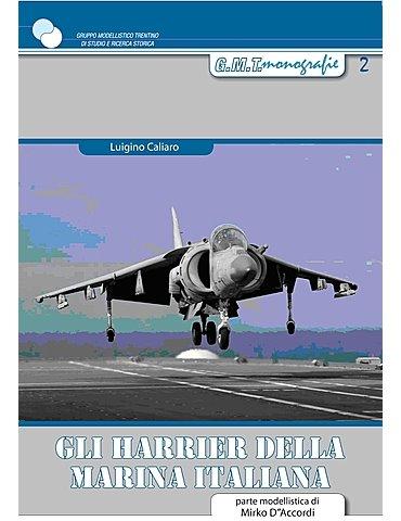Gli Harrier della Marina Italiana