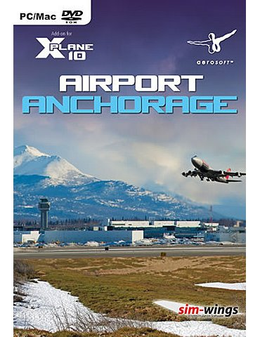 Airport Anchorage (X-Plane)