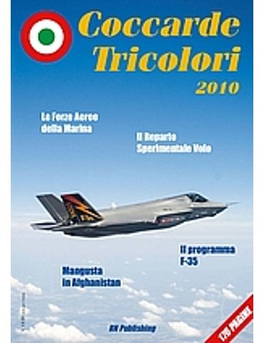 Coccarde tricolori 2010