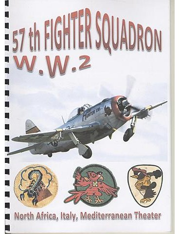 57th FIGHTER SQUADRON - W.W. 2