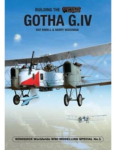 BUILDING THE WINGNUT WINGS GOTHA G.IV