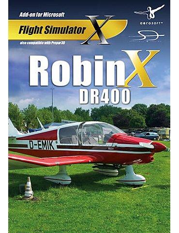 Robin DR400 (FSX)