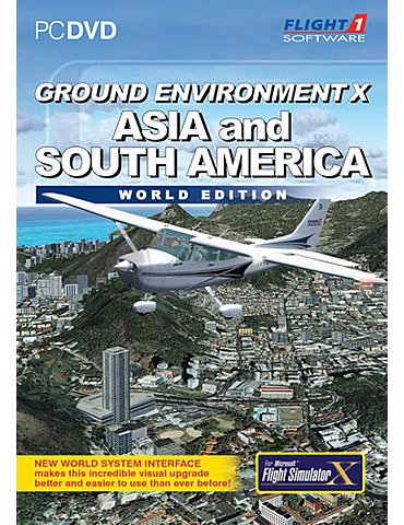 Ground Environment X Asia & South Am. World Ed.