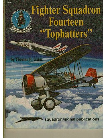 "FIGHTER SQUADRON FOURTEEN ""TOPHATTERS"""