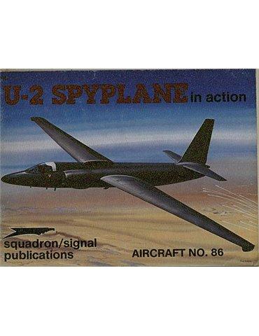 .1086 - U2 Spayplane in Action
