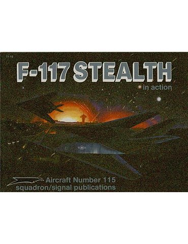 .1115 - F-117 Stealth in Action