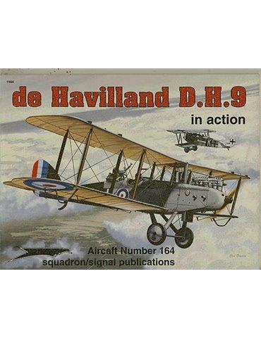 .1164 - De Havilland D.H.9 in Action