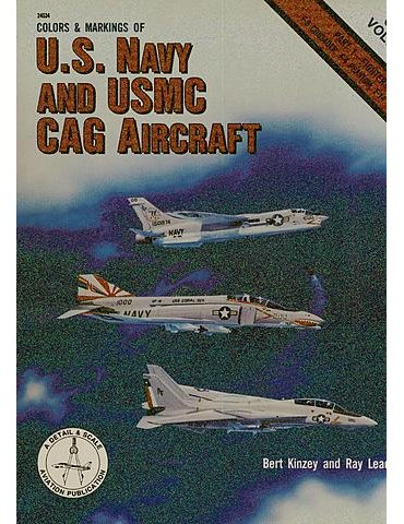 U.S. Navy and USMC CAG Aircraft pt. 1 C&M VOL. 10