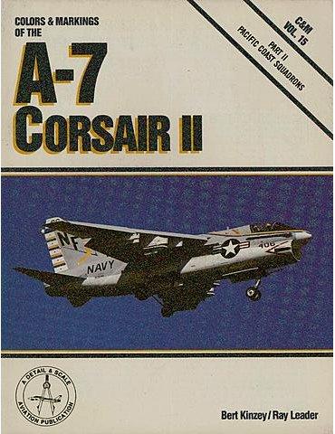 A-7 CORSAIR II PT. II C&M VOL. 15