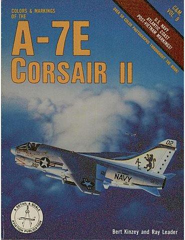 A-7E CORSAIR II C&M VOL. 9