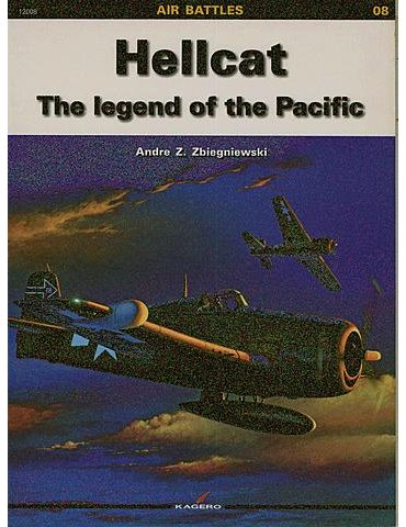 Vol. 08 – Hellcat. The Legend of the Pacific